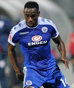 Bhasera reports for duty with SuperSport United after surviving car crash in Zimbabwe