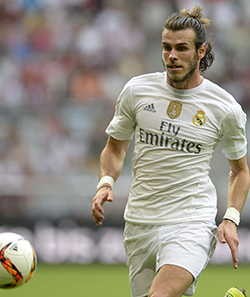Bale left out as Real aim to halt Napoli