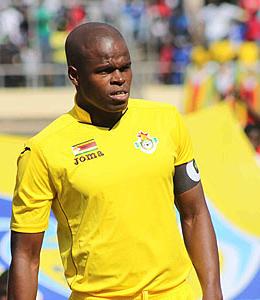 Sundowns monitoring Katsande's situation at Chiefs  Zimbabwe captain Willard Katsande