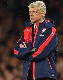 Wenger not interested in Barca job
