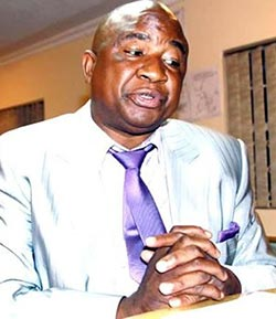 Chiyangwa ups war of words with Caf, threatens bosses with lawsuit