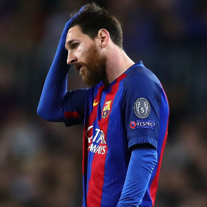 Juventus send Barcelona crashing out