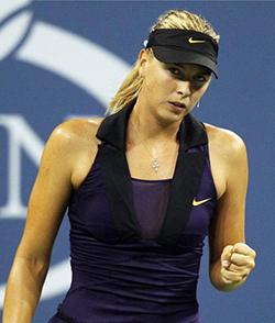 Sharapova's return divides rivals