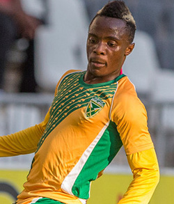 Mahachi prepared to fight with his life when Golden Arrows take on former club Mamelodi Sundowns