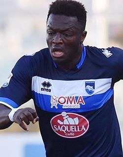 Muntari banned after racism complaint