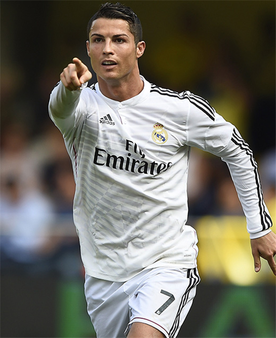 Ronaldo leads charge into UCL semis
