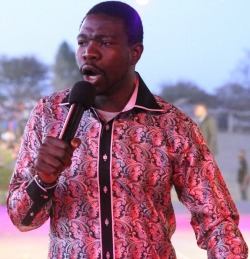"Magaya fires football coach for disobeying  his ""prophecy"" on team selection"
