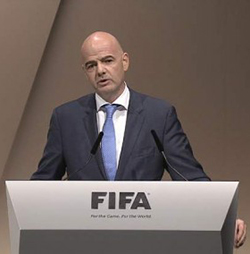 'Fifa finances extremely solid'