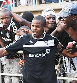 Platinum, Highlanders set early pace