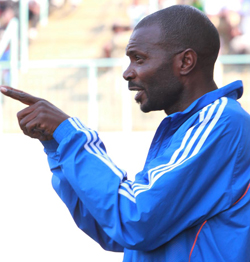 Dynamos back Pasuwa, no targets set