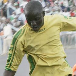 Warriors striker Mushekwi shines in China