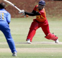 India women trash Zim by 9 wickets to notch third straight win in Quadrangular series