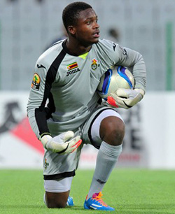 Cape Town City hand new contract to Zimbabwean goalkeeper Tatenda Mukuruva
