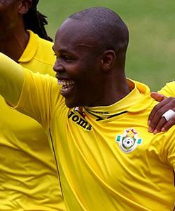 Musona grabs hat-trick as Warriors thrash Liberia 3-0