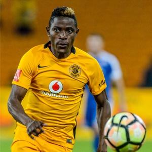 Agent: Unsettled Kaizer Chiefs striker Katsvairo wants loan move