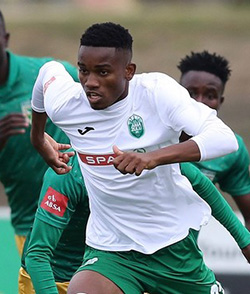 Two unnamed Scandinavian clubs interested in AmaZulu winger Ovidy Karuru