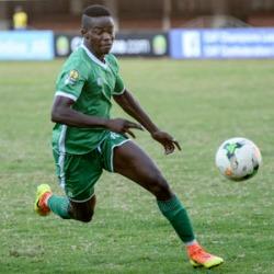 Amidu inspired Caps United thrash Zamalek