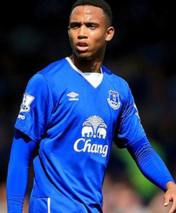 Brendan Galloway: Sunderland sign Everton defender on season-long deal