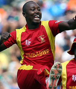 Zimbabwe take on Sri Lanka in third ODI