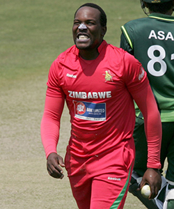 Zimbabwe claim historic ODI series win