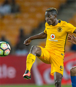 Township Rollers in talks with Kaizer Chiefs over a loan deal for Michelle Katsvairo