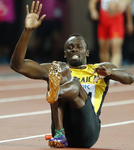 Bolt, Farah's farewell party falls flat