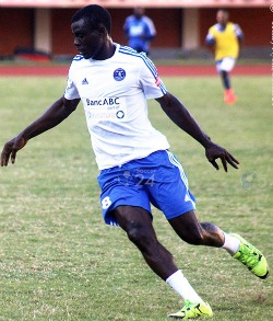 Dembare fans violent as Bosso tie in  draw, match stopped for five minutes