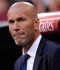 Zidane wants more from Bale