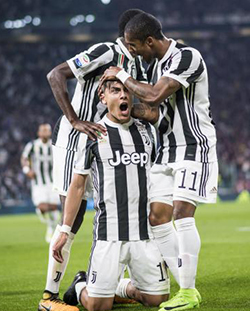 Juventus fined and president suspended