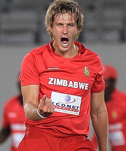 Jarvis leaves Lancashire to resume Zimbabwe career