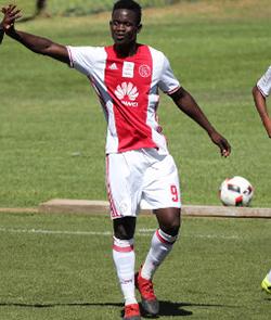 SA: Arrows snap up Zim striker