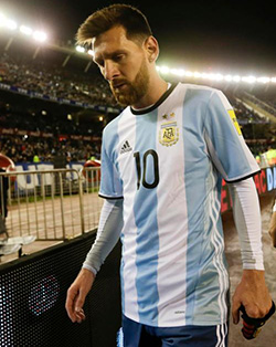 Moment of truth for Argentina