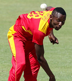 Bishoo spins Windies to victory over Zimbabwe in first test