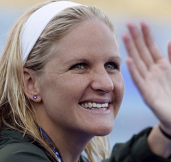 Record breaking Kirsty Coventry awarded a doctorate by Bindura University