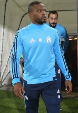 Patrice Evra banned for rest of the season