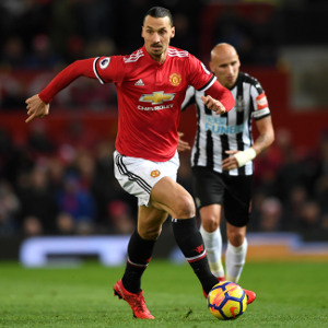 United ready to reel in City – Ibra