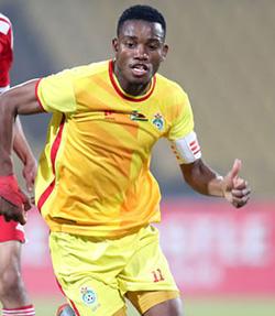 Zimbabwe striker commits to South Africa's AmaZulu