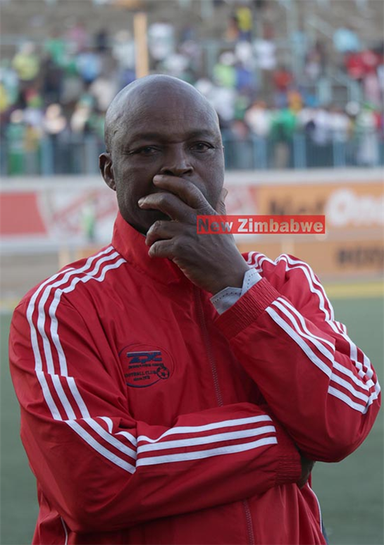 ZIFA settles for Chidzambwa for Warriors job