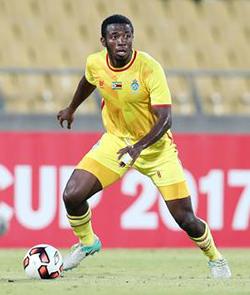 Ajax Cape Town snap up Zimbabwean hard-man