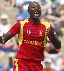 Chatara's late strikes sink SL, Zimbabwe win thriller by 12 runs