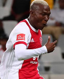Ajax Cape Town's Tendai Ndoro set for PSL hearing