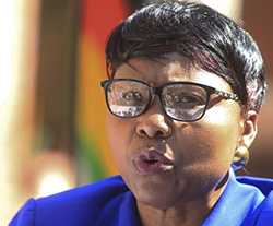 280 dams lost to flooding – Minister Muchinguri