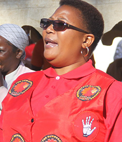 Khuphe's home province dumps her for Chamisa