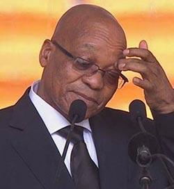 LATEST: President Jacob Zuma resigns