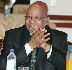 Zuma resufes to go, asks: why must I resign?