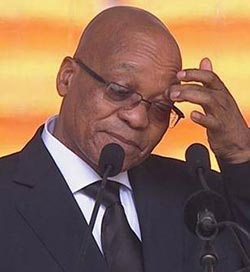 Scandals finally catch up with South Africa's Zuma