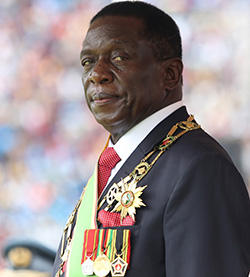 Mnangagwa now has clear road to election, few rivals
