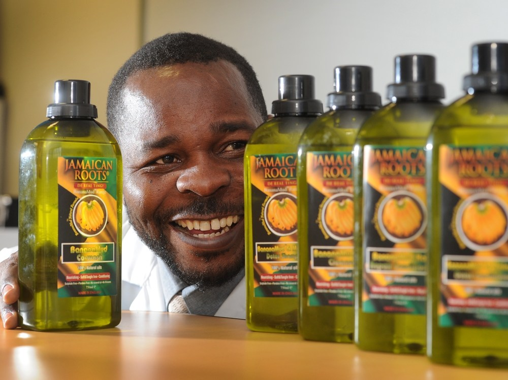 UK: Zim father hits jackpot with £300k shampoo and skin care business