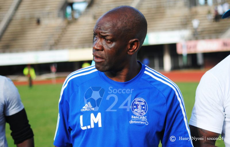 Coach livid as Dynamos struggle to pay chief striker Epoupua
