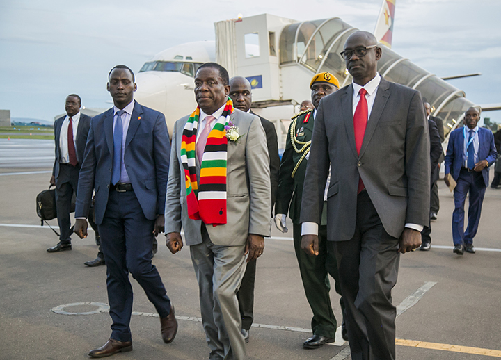 Rwanda: Mnangagwa commends civil society